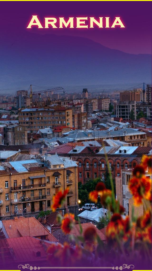 Armenia Tourism Guide screenshot 1