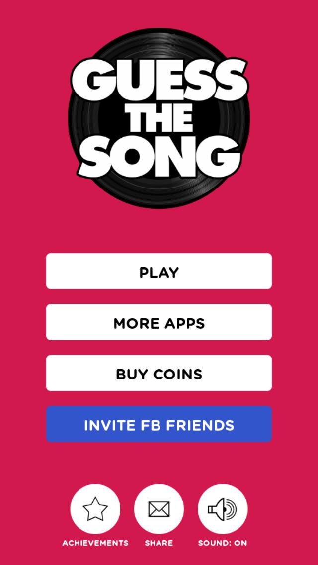 Guess The Song! screenshot 5