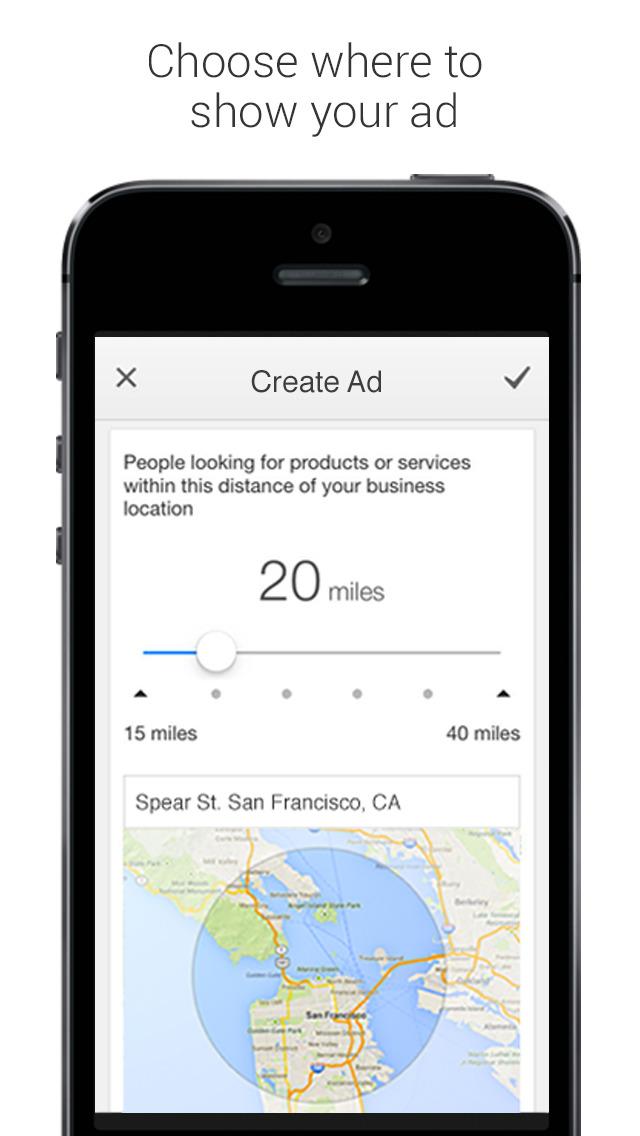 AdWords Express screenshot #2