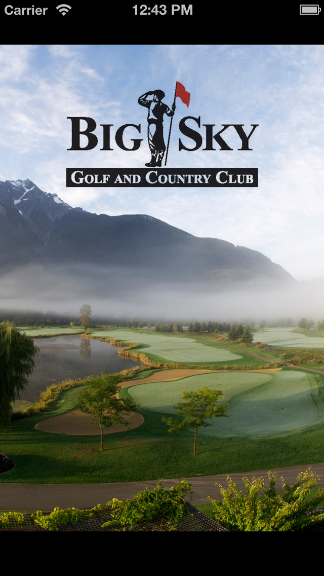 Big Sky Golf Club screenshot 1