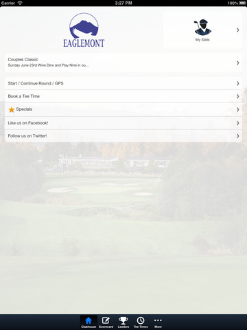 Eaglemont Golf Club screenshot 7