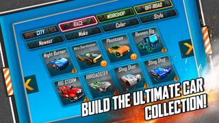 Hot Wheels Showdown™ US screenshot 1