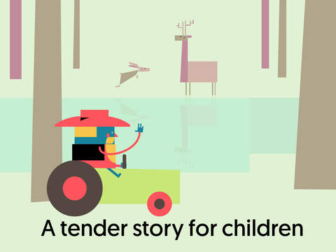 The journey of Alvin: an interactive road-app for kids. screenshot 7