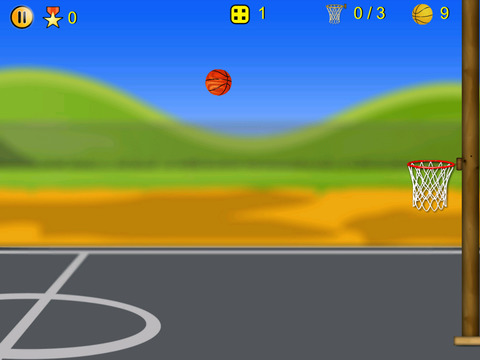 Basketball Mayhem screenshot 5