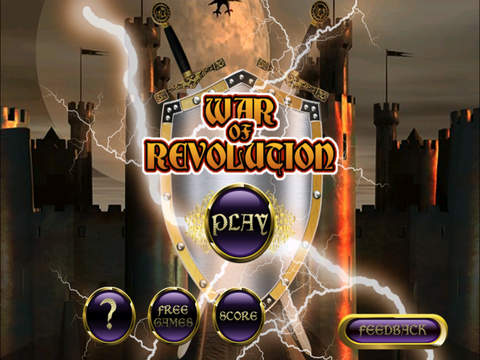 War Of Revolution Pro : Run, Jump The Adventure  Of Galaxy screenshot 5