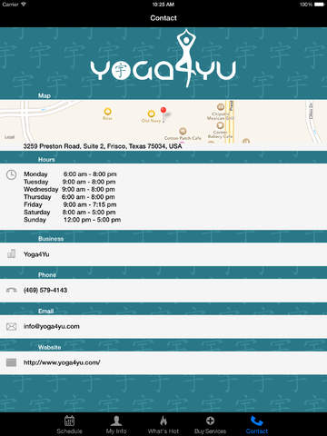 Yoga4Yu screenshot #5