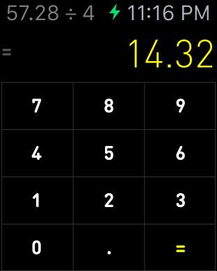 Rechner Calculator screenshot 5