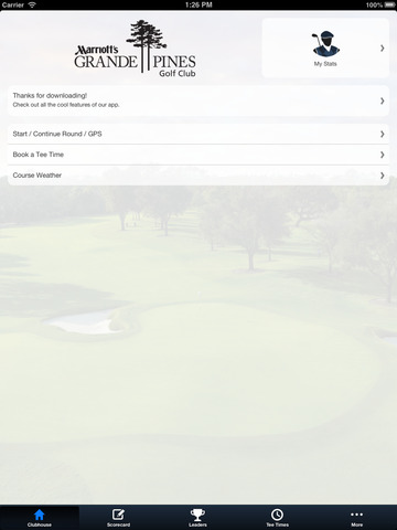 Grande Pines Golf Club screenshot 7