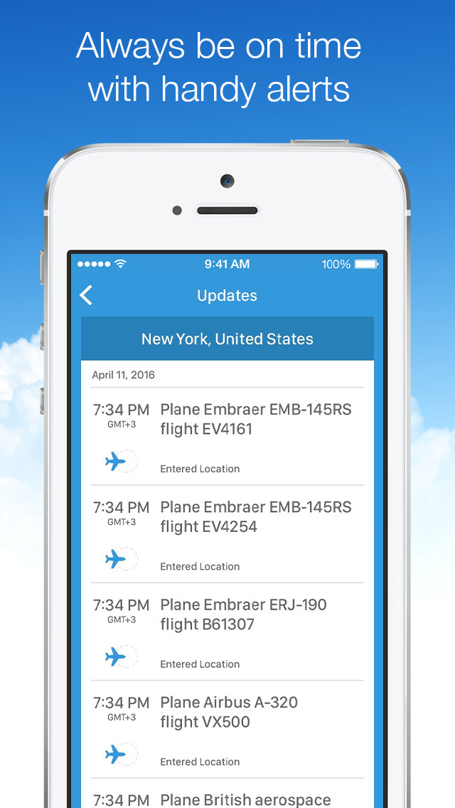 Planes Live - Flight Tracker screenshot 5