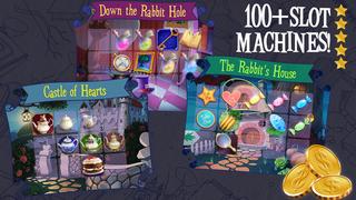 Mad Hatter Party Slots screenshot 2