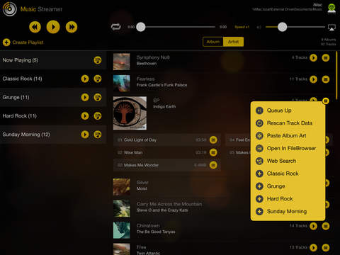 MusicStreamer screenshot 8