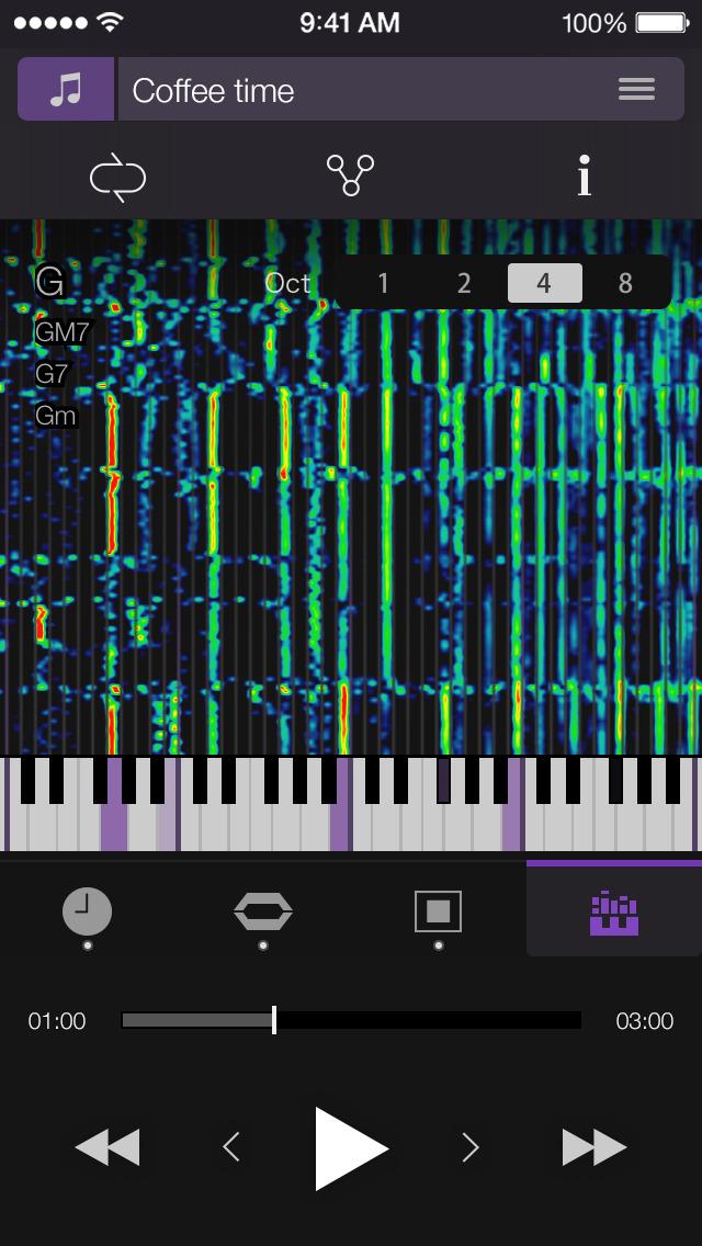 PSOFT Audio Player screenshot 4
