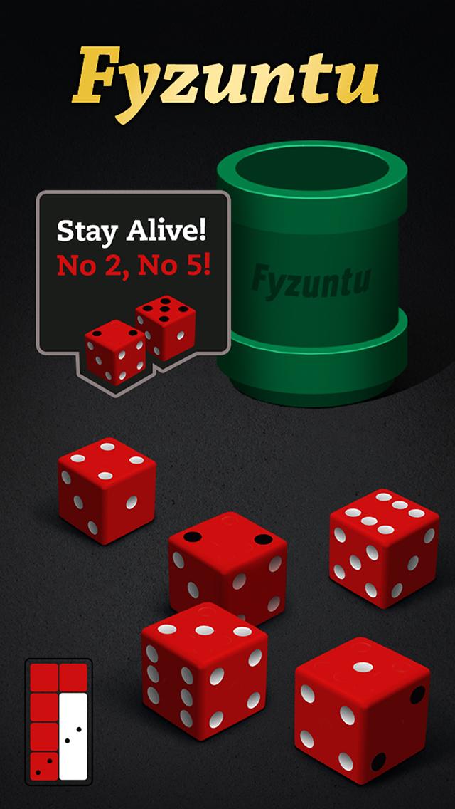 Fyzuntu screenshot 1