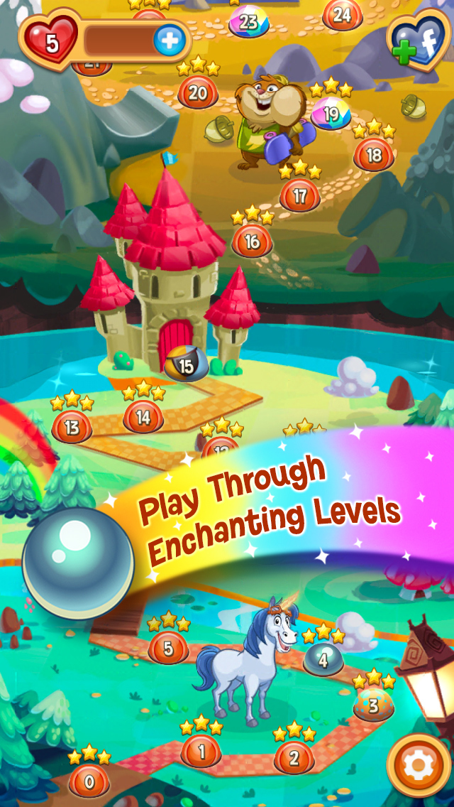 Peggle Blast screenshot 3