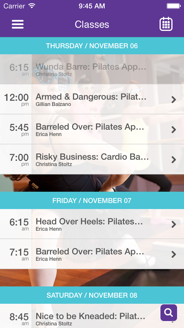 Ploome Fitness Boutique screenshot #3