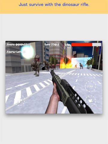 Akiba Saurus FREE screenshot 7