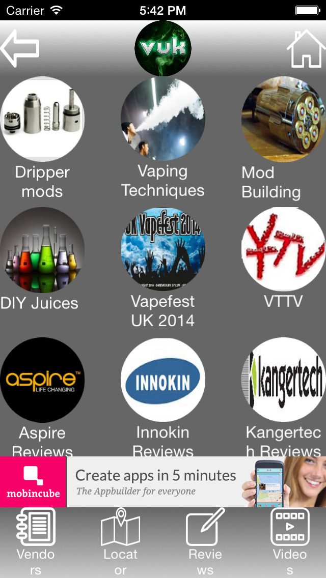 Vaping UK -  vapers to find everything you need screenshot 3