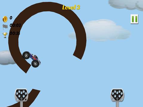 Crazy Monster Truck - Pro screenshot 9