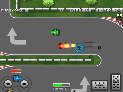 Super Retro Racing screenshot 6