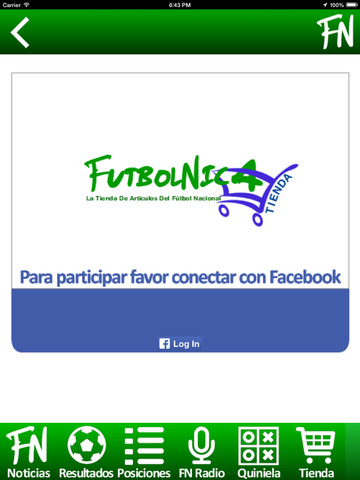 FutbolNica - fútbol Nicaragüense screenshot 10