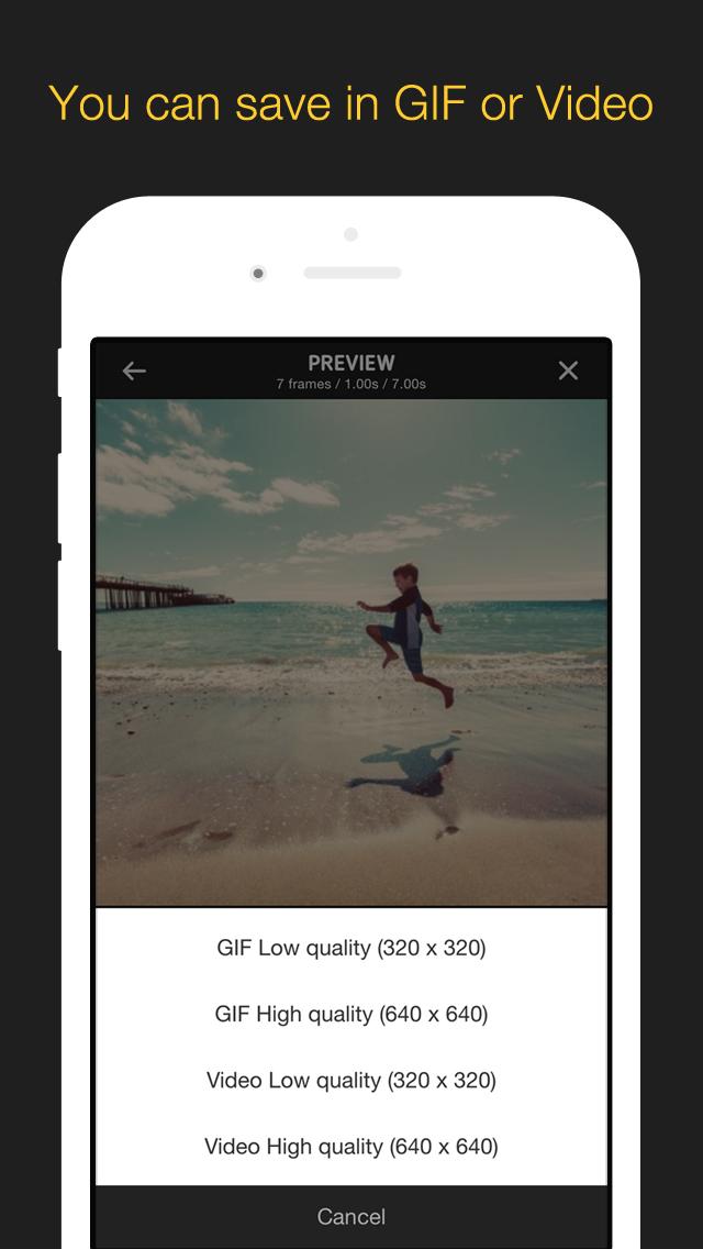 GIF Maker - ImgPlay screenshot 5