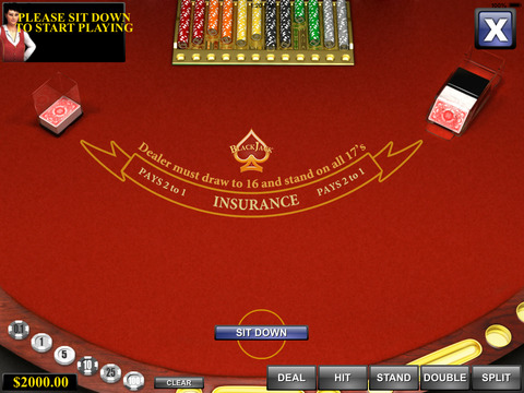 Super Lucky BlackJack - Free Slots Game screenshot 1
