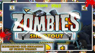 Zombie Shootout screenshot 1