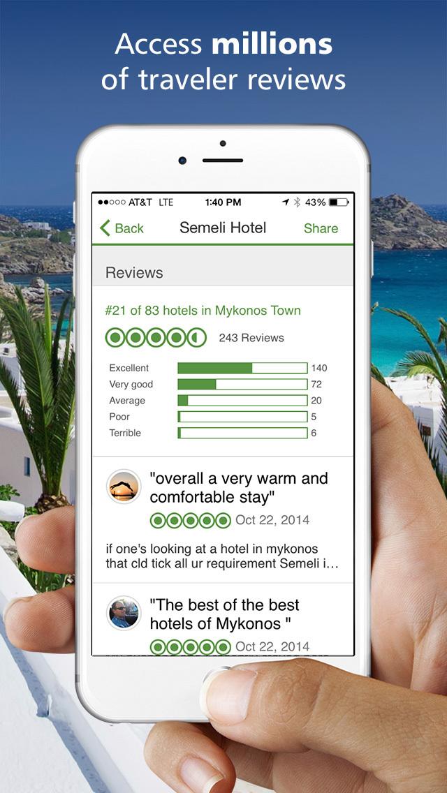 Tripadvisor Hotels & Vacation screenshot 2