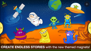 ABC - Magnetic Alphabet for Kids screenshot 2