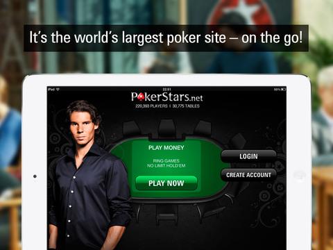 PokerStars Play Money Poker screenshot 5