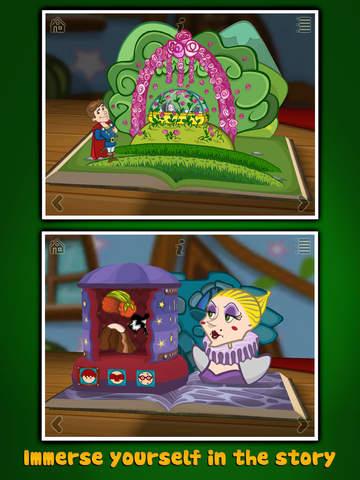 StoryToys Snow White screenshot 10