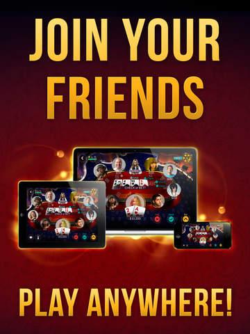 Zynga Poker - Texas Holdem screenshot 9