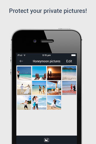 Photo & Video Locker - Hide pictures, Hide Videos - náhled