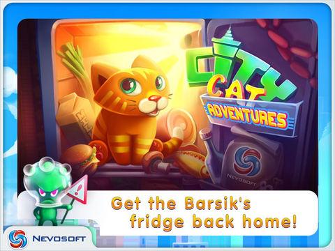 City Cat: Adventures screenshot 5