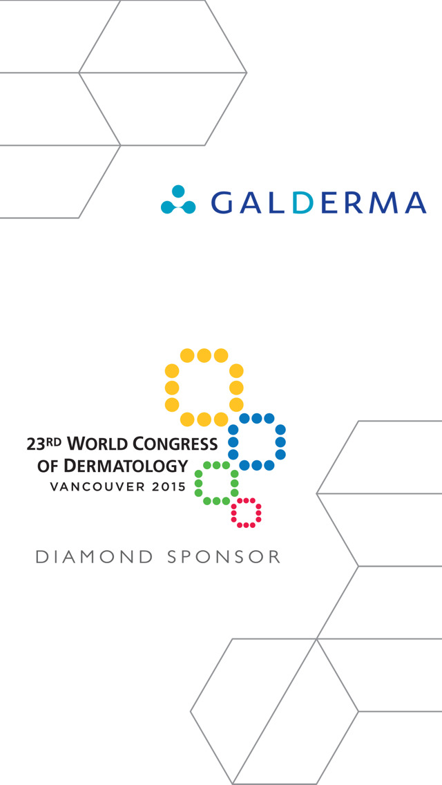 Galderma WCD 2015 screenshot 1