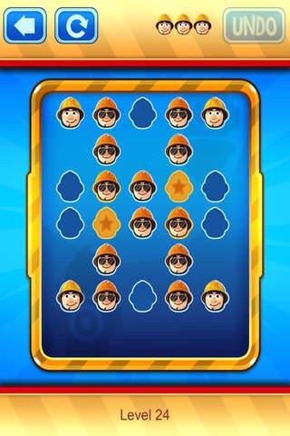 Fireman Arcade Puzzle - náhled