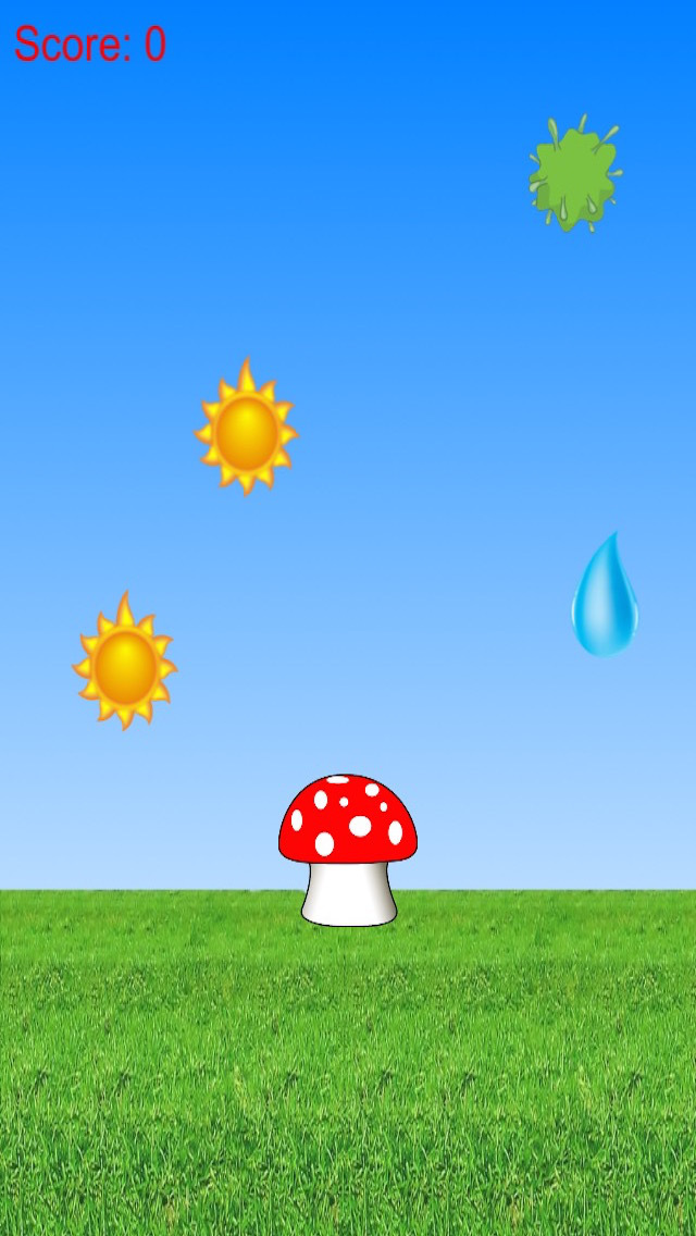 Collect Water And Sunlight: Grow Cute Mushroom screenshot 3