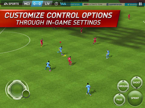 FIFA 15 Ultimate Team™ New Season screenshot 9