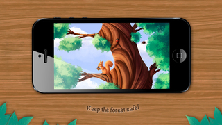 Who Lives in a Tree? An Interactive Children's Mini-Encyclopedia. screenshot 5