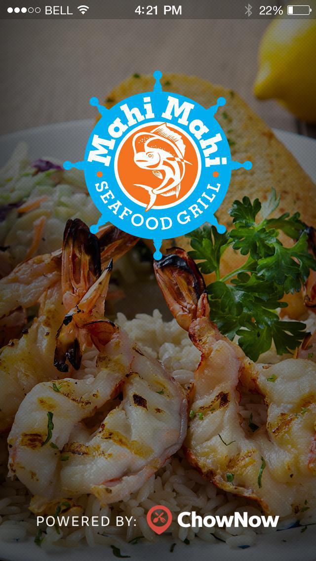 Mahi Mahi Seafood Grill screenshot 1