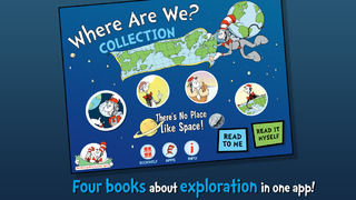 Where Are We? Learning Library Collection (Dr. Seuss/Cat in the Hat) screenshot 1