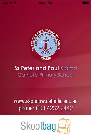 Ss Peter and Paul Catholic School - Skoolbag - náhled