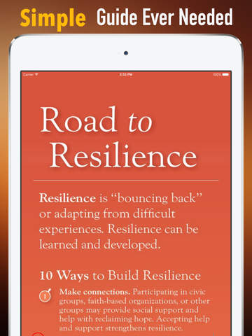 How to Develop Your Resilience:Tips and Tutorial screenshot 7