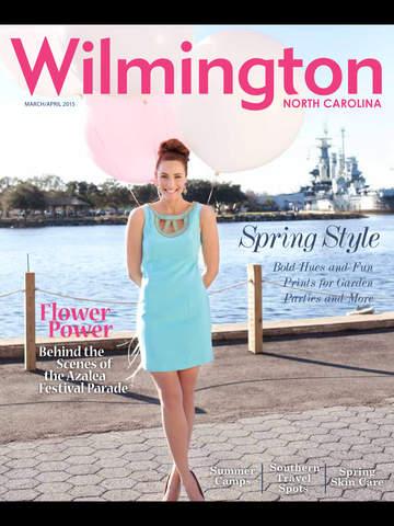 Wilmington Magazine screenshot 6