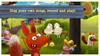 Little Fox Nursery Rhymes screenshot 2