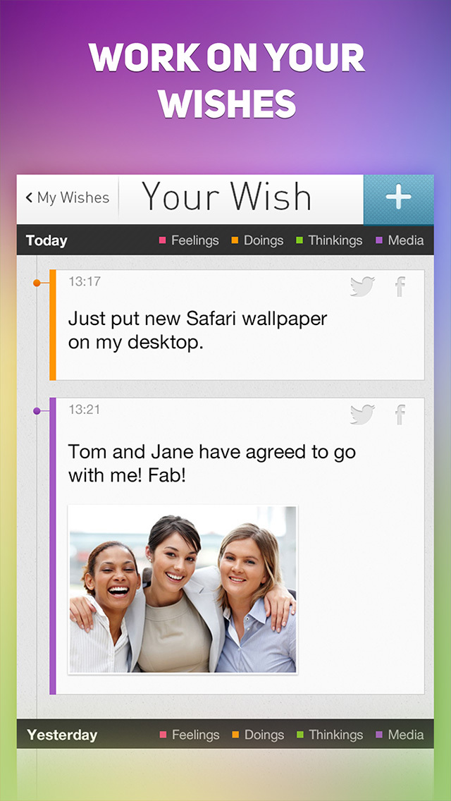 WishLab screenshot 3