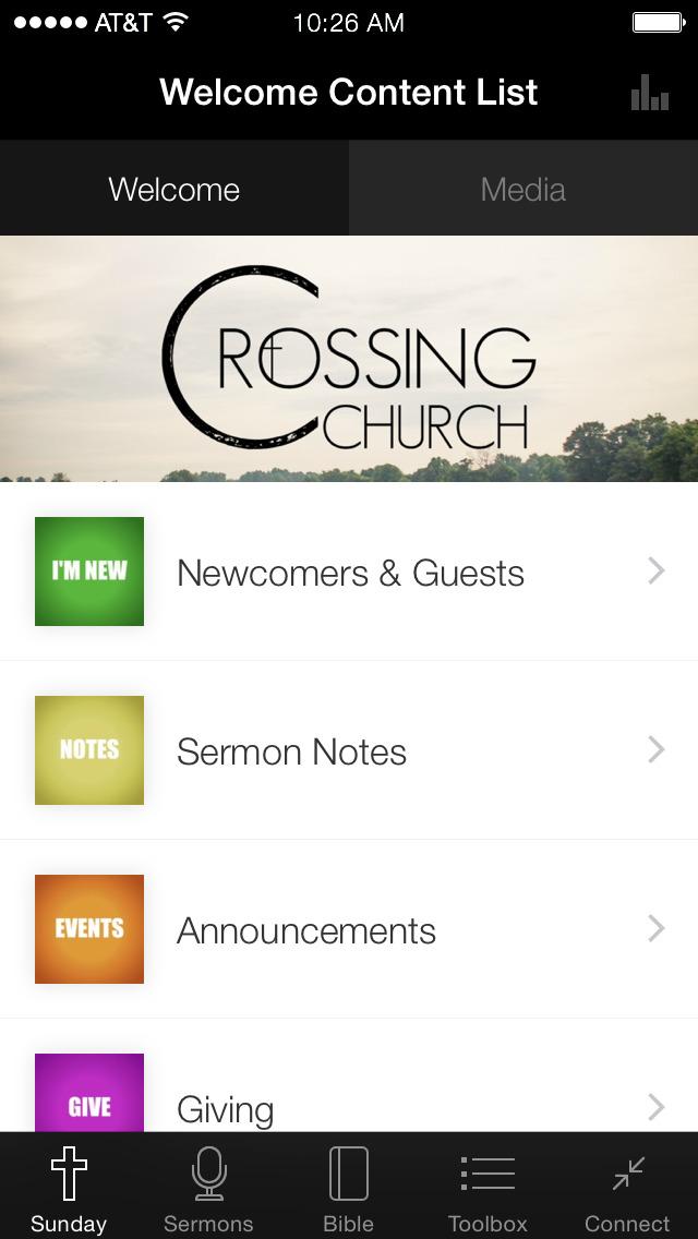 Crossing Church screenshot 1