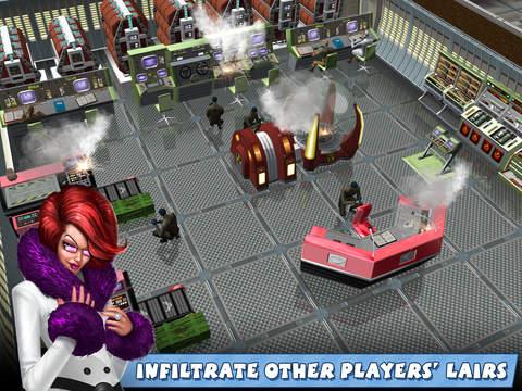 Evil Genius Online: The World Domination Simulation screenshot 9