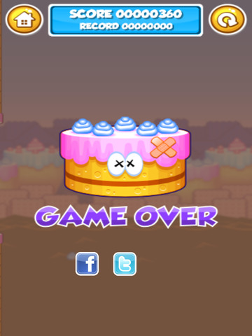 Candy Copter - Flappy Swing Heli-copters Game screenshot 8
