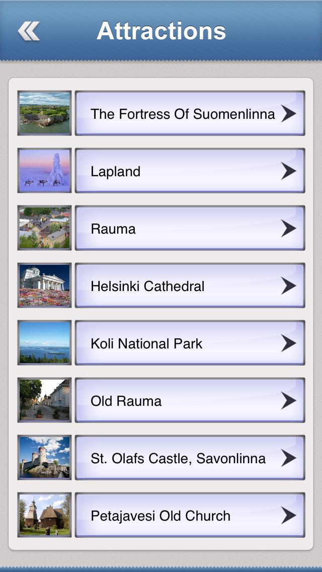 Finland Essential Travel Guide screenshot 3